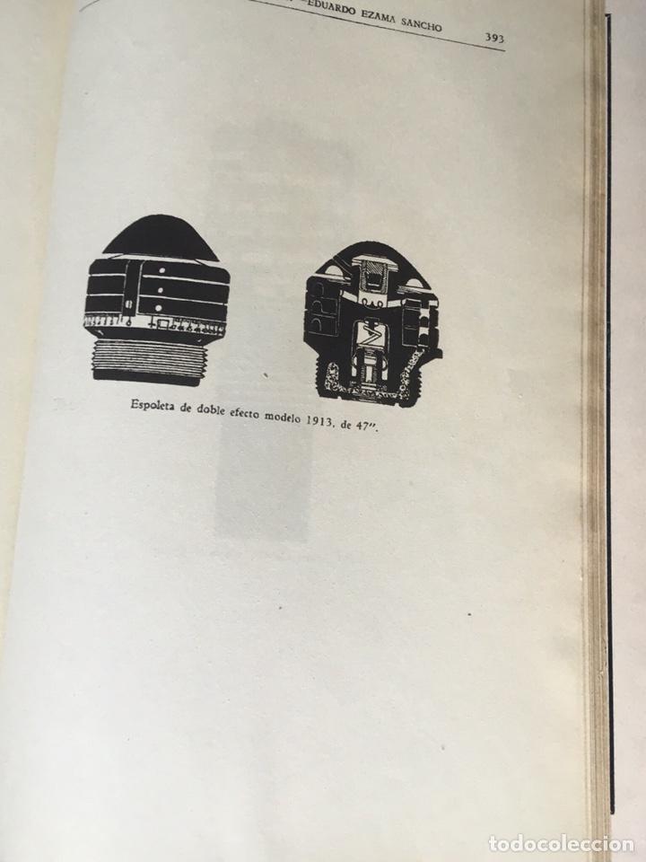 Libros de segunda mano: QUÍMICA DE LOS EXPLOSIVOS - EZAMA SANCHO - ILUSTRADO - Foto 7 - 168756712