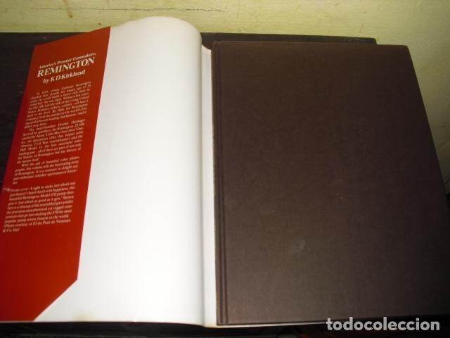 Libros de segunda mano: REMINGTON - AMERICA´S PREMIER GUNMAKERS - 1988 - - Foto 3 - 168841356