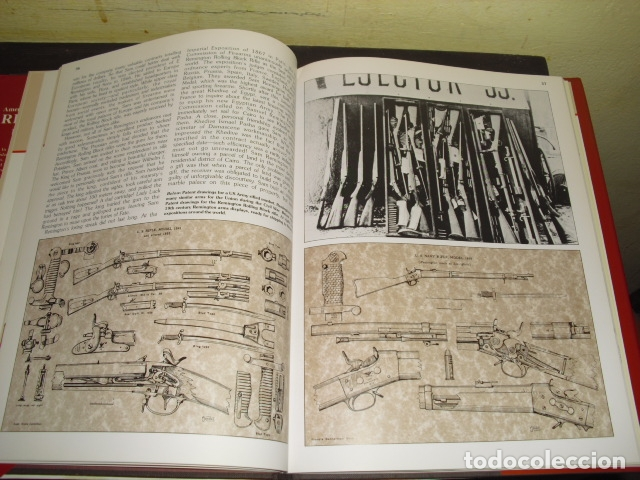 Libros de segunda mano: REMINGTON - AMERICA´S PREMIER GUNMAKERS - 1988 - - Foto 7 - 168841356