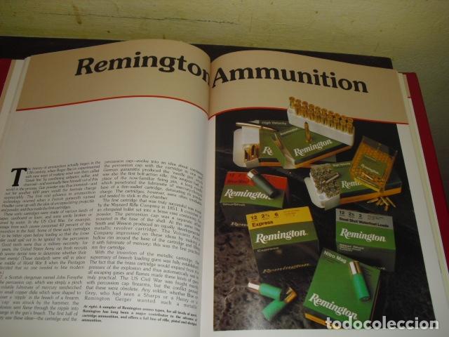 Libros de segunda mano: REMINGTON - AMERICA´S PREMIER GUNMAKERS - 1988 - - Foto 9 - 168841356