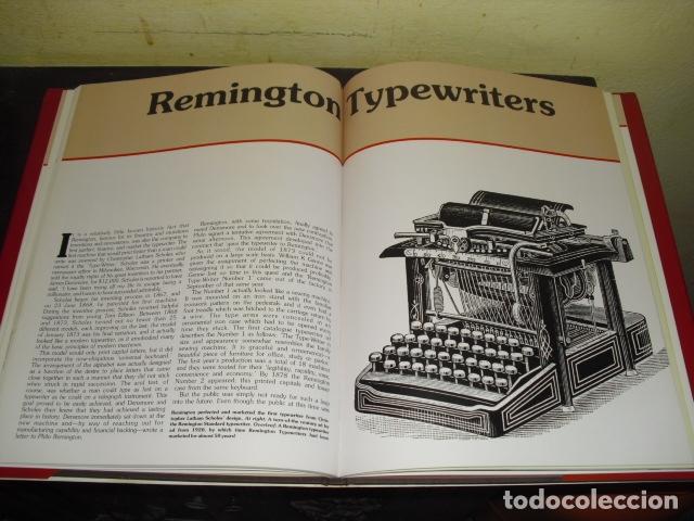 Libros de segunda mano: REMINGTON - AMERICA´S PREMIER GUNMAKERS - 1988 - - Foto 11 - 168841356