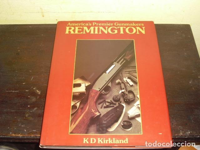 REMINGTON - AMERICA´S PREMIER GUNMAKERS - 1988 - (Libros de Segunda Mano - Bellas artes, ocio y coleccionismo - Otros)