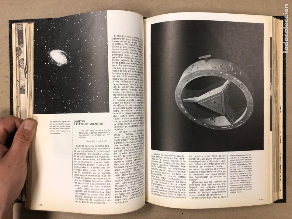 Libros de segunda mano: ENCICLOPEDIA DE LA MAGIA Y DEL MISTERIO (2 TOMOS). EDITORIAL MATEU (1969). TAPAS DURAS. ILUSTRADOS. - Foto 9 - 168853666