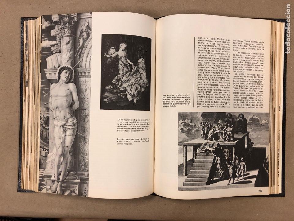 Libros de segunda mano: ENCICLOPEDIA DE LA MAGIA Y DEL MISTERIO (2 TOMOS). EDITORIAL MATEU (1969). TAPAS DURAS. ILUSTRADOS. - Foto 11 - 168853666