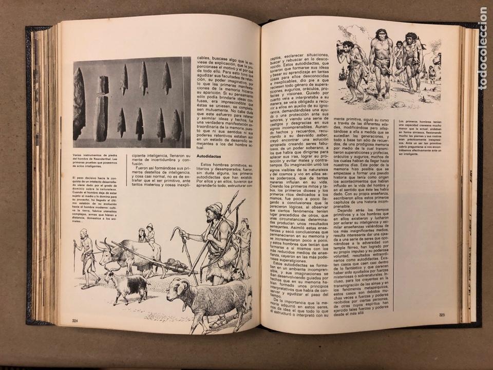 Libros de segunda mano: ENCICLOPEDIA DE LA MAGIA Y DEL MISTERIO (2 TOMOS). EDITORIAL MATEU (1969). TAPAS DURAS. ILUSTRADOS. - Foto 12 - 168853666