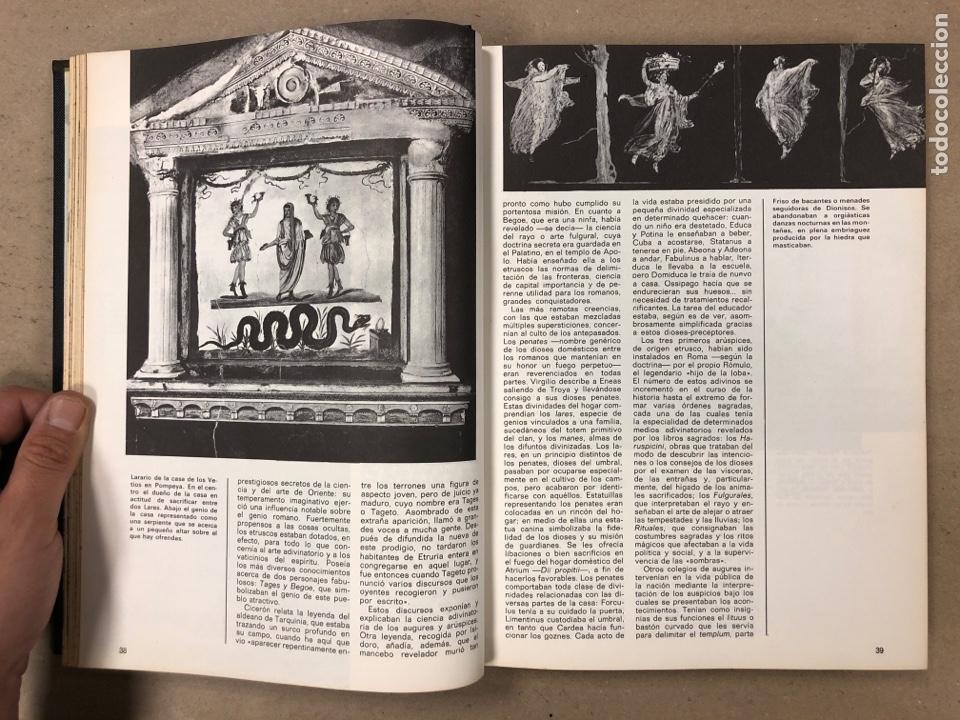 Libros de segunda mano: ENCICLOPEDIA DE LA MAGIA Y DEL MISTERIO (2 TOMOS). EDITORIAL MATEU (1969). TAPAS DURAS. ILUSTRADOS. - Foto 17 - 168853666