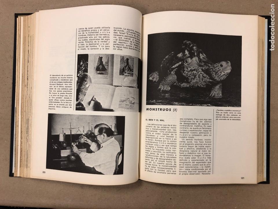 Libros de segunda mano: ENCICLOPEDIA DE LA MAGIA Y DEL MISTERIO (2 TOMOS). EDITORIAL MATEU (1969). TAPAS DURAS. ILUSTRADOS. - Foto 21 - 168853666