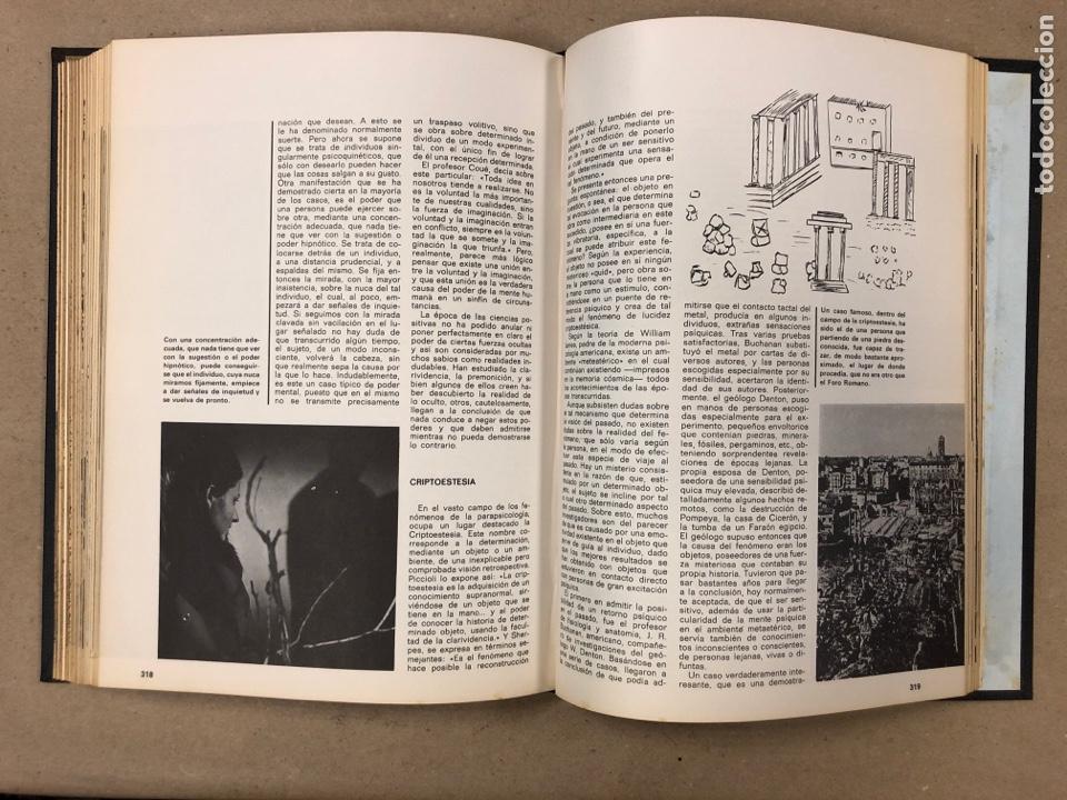 Libros de segunda mano: ENCICLOPEDIA DE LA MAGIA Y DEL MISTERIO (2 TOMOS). EDITORIAL MATEU (1969). TAPAS DURAS. ILUSTRADOS. - Foto 23 - 168853666