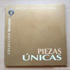Libros de segunda mano: LLA 34 PIEZAS CON HISTORIA - PIEZAS ÚNICAS - COLECCIÓN NUEVOESTILO. Lote 168856708