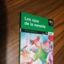 Libros de segunda mano: LOS OJOS DE LA NEREIDA. PEPA GUARDIOLA. EDEBÉ. RÚSTICA. LE FALTA UN TROZO EN PRIMERA PÁGINA. BLANCA. Lote 168873484