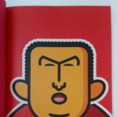 Libros de segunda mano: 2008 - NACHO DE DIEGO - CURIOUS ARTIST BOOKS - PREMIO DE ILUSTRACIÓN Y PRODUCCIÓN GRÁFICA. Lote 168954188