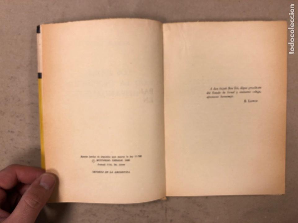 Libros de segunda mano: LOS JUDÍOS BAJO LA INQUISICIÓN EN HISPANOAMERICA. BOLESLAO LEWIN. EDITORIAL DÉDALO 1960. - Foto 3 - 168961868