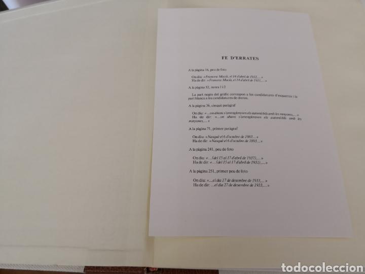 Libros de segunda mano: Llibre del cinquantenari parlament de Catalunya 1984 - Foto 4 - 168986721