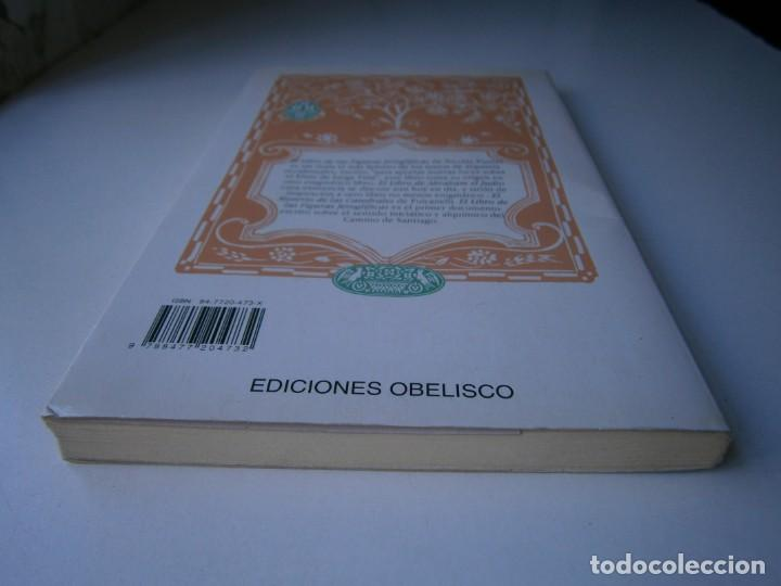 Libros de segunda mano: EL LIBRO DE LAS FIGURAS JEROGLIFICAS NICOLAS FLAMEL OBELISCO 1996 - Foto 6 - 169015996