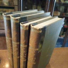 Libros de segunda mano: PUENTES DE FÁBRICA Y HORMIGÓN ARMADO. DON JOSE EUGENIO RIBERA. 4 TOMOS. MADRID. 1932-34. . Lote 169030412
