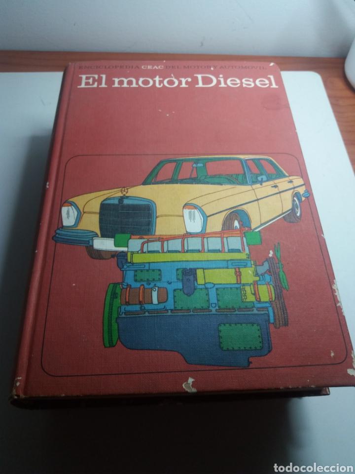 CEAC EL MOTOR DIESEL (Libros de Segunda Mano - Ciencias, Manuales y Oficios - Otros)