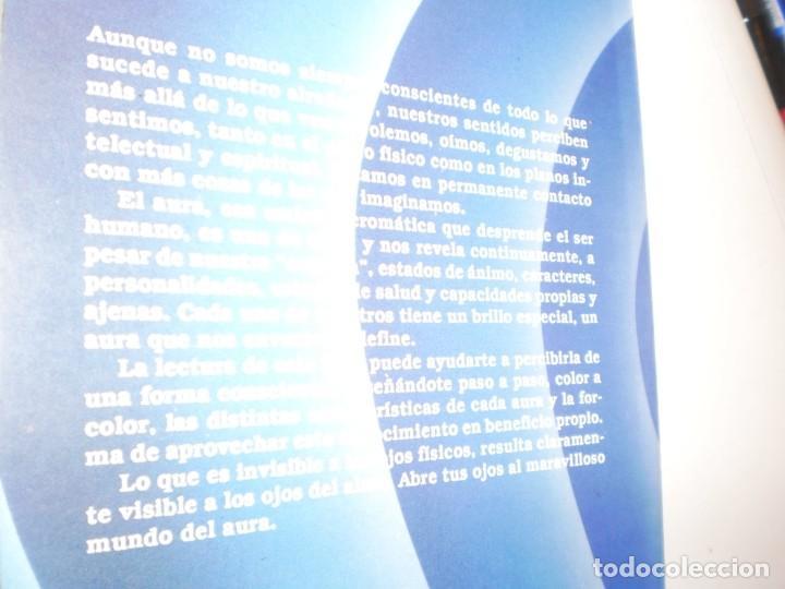Libros de segunda mano: jonathan sleigthon. cómo visualizar el aura. beas 1993 155 pág (estado normal) - Foto 2 - 169059708