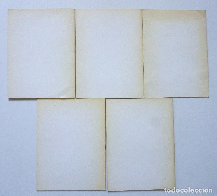 Libros de segunda mano: COMISARIA NACIONAL DE BIBLIOTECAS 1976 ESTUDIOS INFORMES Y NORMAS 1, 2, 3, 4, 5, 6, 7, 9 Y 19 - Foto 3 - 169069212