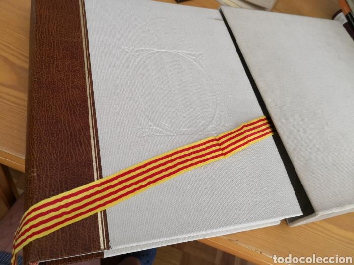 Libros de segunda mano: Llibre del cinquantenari parlament de Catalunya 1984 - Foto 2 - 168986721