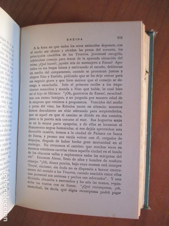 Libros de segunda mano: CLÁSICOS ÉXITOS. VIRGILIO HORACIO. OBRAS POÉTICAS. Nº 4. 1962 - Foto 3 - 169087752