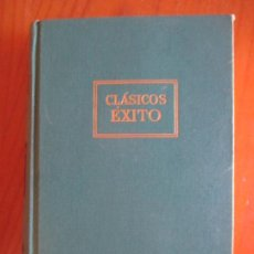Libros de segunda mano: CLÁSICOS ÉXITOS. VIRGILIO HORACIO. OBRAS POÉTICAS. Nº 4. 1962. Lote 169087752