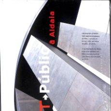 Libros de segunda mano: ART PÚBLIC A ALDAIA - LLAVERIA, JOAN / MOLINERO, SILVIA. Lote 169133732