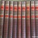 Libros de segunda mano: 29 TOMOS BIBLIOTECA HISTÓRICA URBIÓN - MUY BUEN ESTADO - NEWTON MARX CHURCHILL EINSTEIN. Lote 169180956