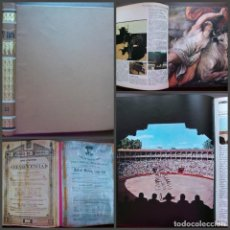 Libros de segunda mano: EL TORO RARO LIBRO SIN AUTOR , NI SEÑALES DE LA EDITORIAL SOLO EL TITULO ( EL TORO ). Lote 169197680