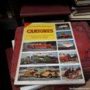 Libros de segunda mano: UN LIBRO DE ORO DE ESTAMPAS, CAMIONES, NÚMERO 38. Lote 169201188