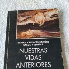 Libros de segunda mano: LIBRO AÑO CERO, NUESTRAS VIDAS ANTERIORES. Lote 169221160