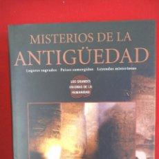 Libros de segunda mano: MISTERIOS DE LA ANTIGÜEDAD / LUGARES SAGRADOS, PAÍSES SUMERGIDOS, LEYENDAS MISTERIOSAS. Lote 169226040