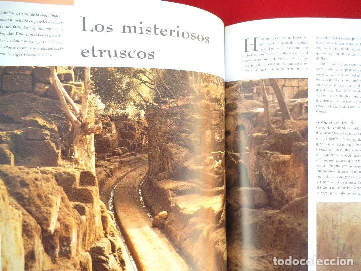 Libros de segunda mano: MISTERIOS DE LA ANTIGÜEDAD / LUGARES SAGRADOS, PAÍSES SUMERGIDOS, LEYENDAS MISTERIOSAS - Foto 2 - 169226040