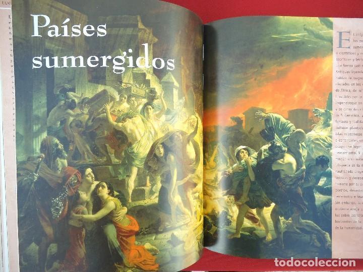 Libros de segunda mano: MISTERIOS DE LA ANTIGÜEDAD / LUGARES SAGRADOS, PAÍSES SUMERGIDOS, LEYENDAS MISTERIOSAS - Foto 3 - 169226040