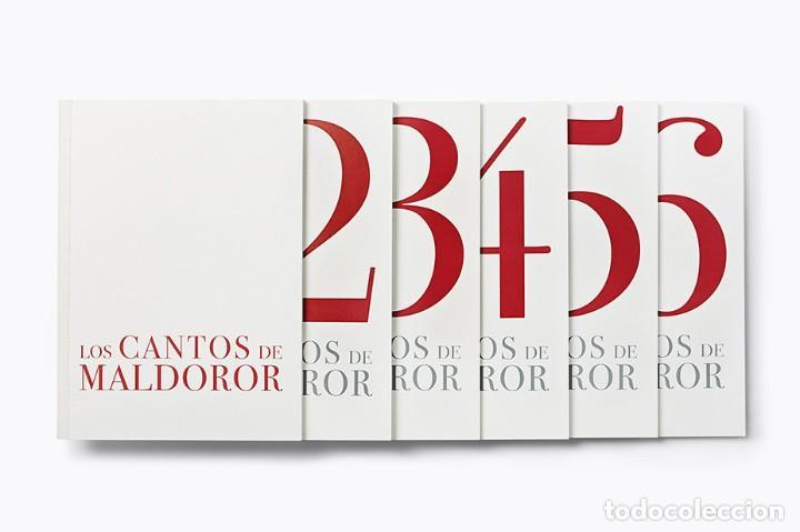 LOS CANTOS DE MALDOROR SALVADOR DALÍ - AGOTADO EDITORIAL ARTIKA PLANETA NO INCLUYE PLACA METÁLICA (Libros de Segunda Mano - Bellas artes, ocio y coleccionismo - Otros)