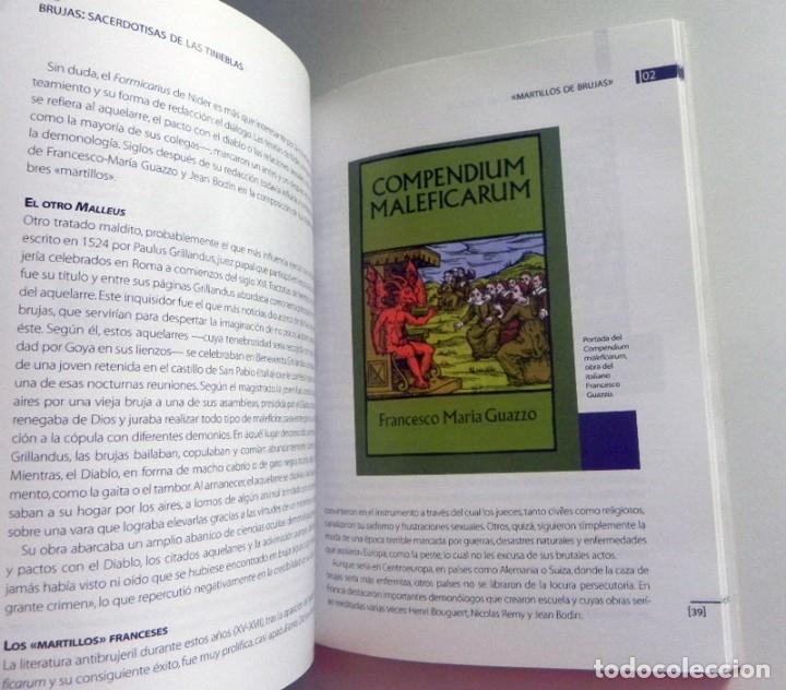 Libros de segunda mano: BRUJAS SACERDOTISAS DE LAS TINIEBLAS LOS HORRORES DE LA INQUISICIÓN - LIBRO MISTERIO AÑO CERO SALEM - Foto 5 - 169240260