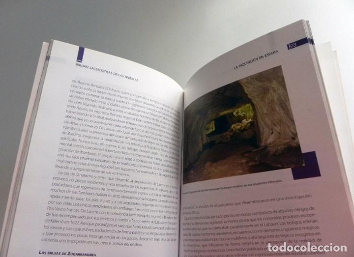 Libros de segunda mano: BRUJAS SACERDOTISAS DE LAS TINIEBLAS LOS HORRORES DE LA INQUISICIÓN - LIBRO MISTERIO AÑO CERO SALEM - Foto 6 - 169240260