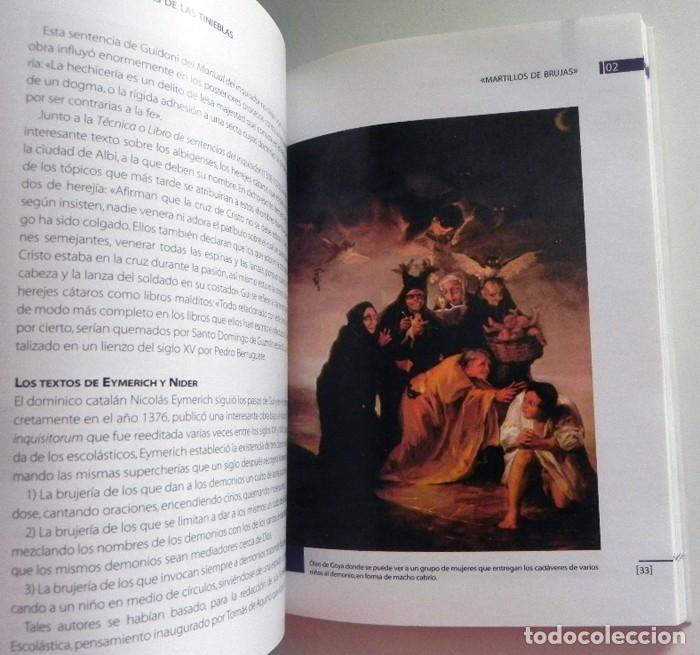 Libros de segunda mano: BRUJAS SACERDOTISAS DE LAS TINIEBLAS LOS HORRORES DE LA INQUISICIÓN - LIBRO MISTERIO AÑO CERO SALEM - Foto 7 - 169240260