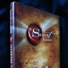 Libros de segunda mano: EL SECRETO | BYRNE, RHONDA | URANO 2010. Lote 169243084