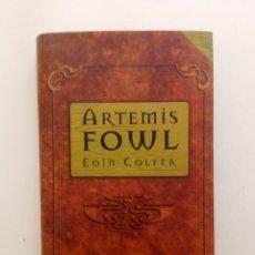 Libros de segunda mano: ARTEMIS FOWL - EOIN COLFER. Lote 169279156