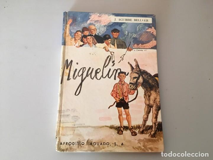 MIGUELIN - DE AFRODISIO AGUADO (Libros de Segunda Mano - Literatura Infantil y Juvenil - Otros)