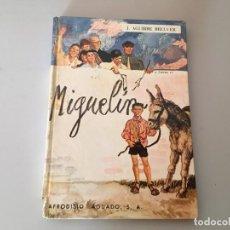 Libros de segunda mano: MIGUELIN - DE AFRODISIO AGUADO. Lote 169288984