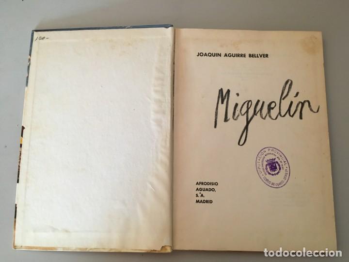Libros de segunda mano: MIGUELIN - DE AFRODISIO AGUADO - Foto 8 - 169288984