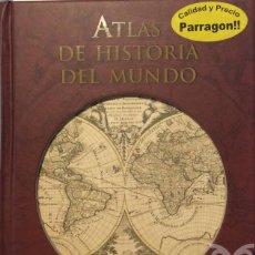 Libros de segunda mano: ATLAS DE HISTORIA DEL MUNDO - AA. VV.. Lote 169325606