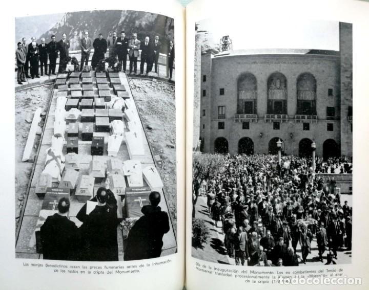 Libros de segunda mano: SALVADOR NONELL BRÚ (Pbro.). Así eran nuestros muertos. Barcelona. 1965. - Foto 3 - 169332816