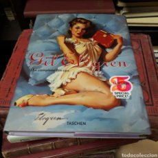 Libros de segunda mano: CHARLES MARTIGNETTE, GIL ELCHE EN, TASCHEN,THE COMPLETE PIN UPS. Lote 169334266