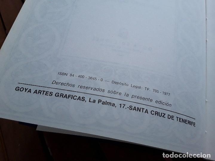 Libros de segunda mano: Historia de la conquista de las siete islas de Canaria, de Abreu Galindo. Goya, 1977. Excelente esta - Foto 2 - 169338592