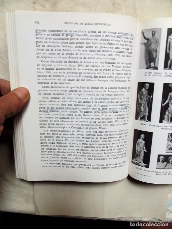Libros de segunda mano: HISTORIA DEL ARTE DIEGO ANGULO IÑIGUEZ TOMOS I Y II - Foto 2 - 169341832