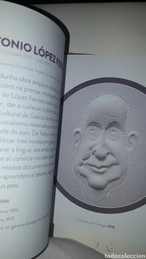 Libros de segunda mano: Libro 51 paxinas das nosas letras - Foto 2 - 169348665