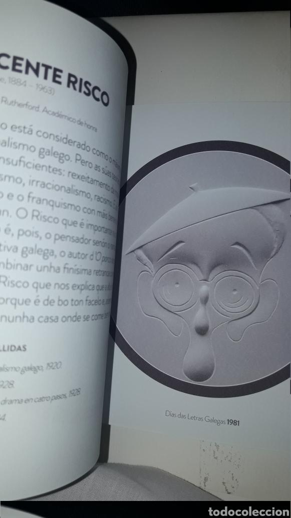 Libros de segunda mano: Libro 51 paxinas das nosas letras - Foto 5 - 169348665