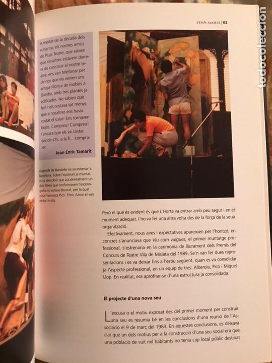 Libros de segunda mano: 30 anys de l'horta,30 anys de teatre valencia (Tapa blanda) - Foto 4 - 169350924